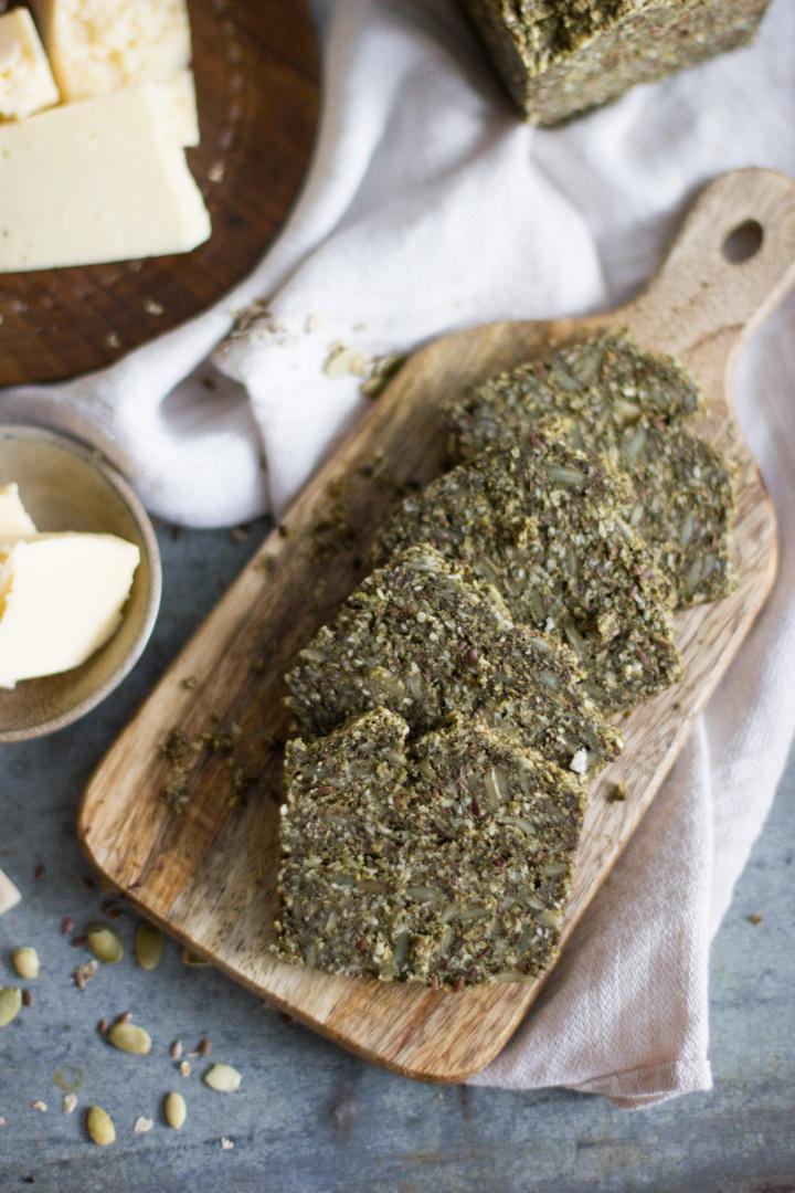 Kivikauden leipä (keto,vhh)
